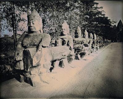 Binh Danh, 'Entrance to Angkor Thom', 2017