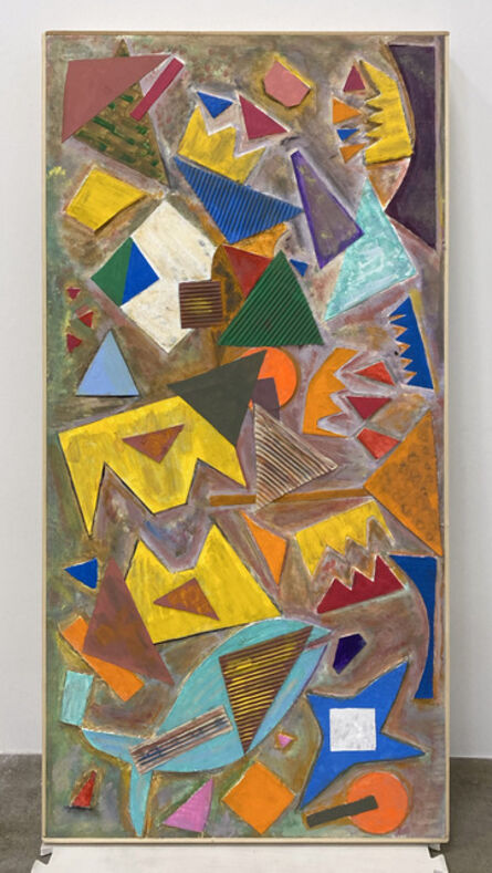 Enrico Bartolucci, 'Granularity #2', 2020