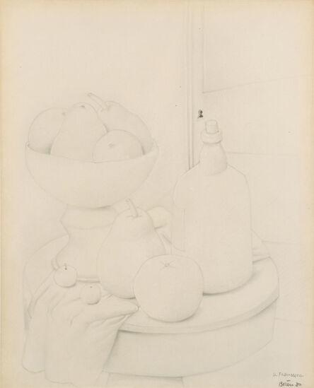 Fernando Botero, 'Untitled (Still Life)', 1980