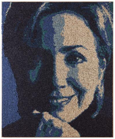 Min Cho, 'Hillary Clinton', 2015