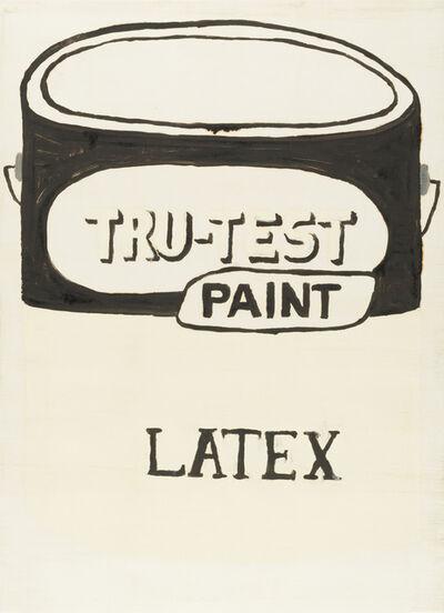 Todd Norsten, 'Tru-Test Paint Latex #1', 2017