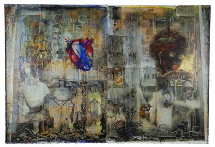 Renée Stout, 'Reverend Zombie's Window', 2010-2011
