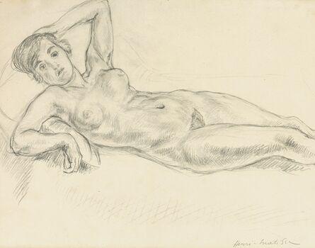 Henri Matisse, 'Nu allongé ', 1920