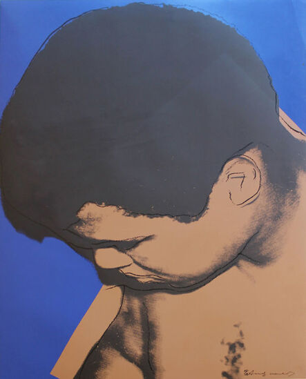 Andy Warhol, 'Muhammad Ali (FS II.180) ', 1978