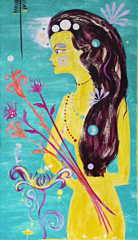 Austė, 'Yellow Woman'