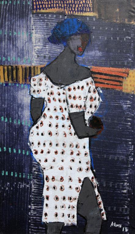 Alimi Adewale, 'Sophisticate I', 2018