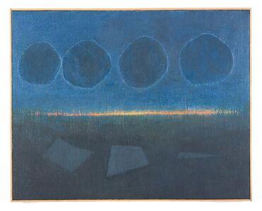 Usami Kuninori, 'Fent', 1990