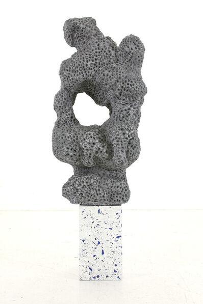 Nicolas Lobo, 'Napalm Stone (Aluminum version 1)', 2014