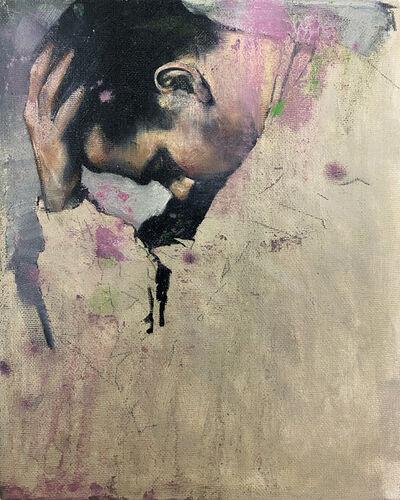 Christopher Thompson, 'Head Study II', 2020