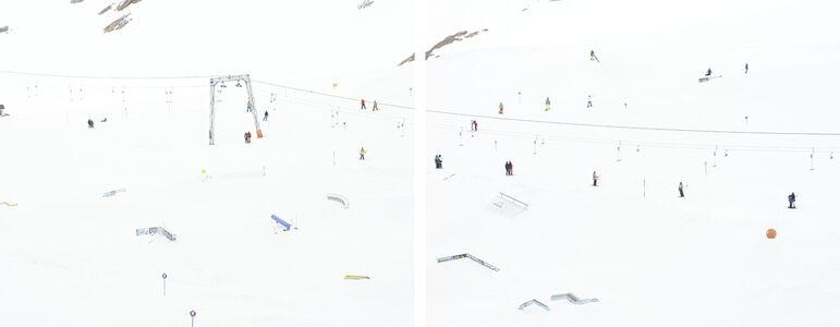 Walter Niedermayr, 'Stubaier Gletscher', 2013