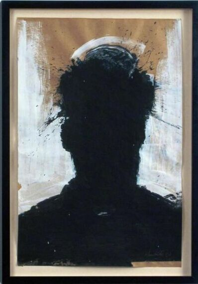 Richard Hambleton, 'Shadow Head Portrait', 2003