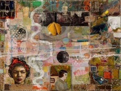 Candace Walters, 'Thought', 2012