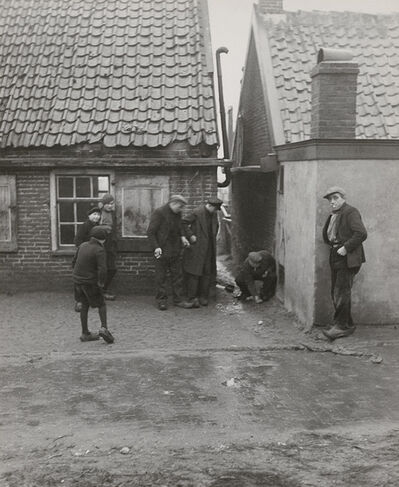 Roger Parry, 'Gaming, Urk, Netherlands', 1937, 38 / 1937, 38