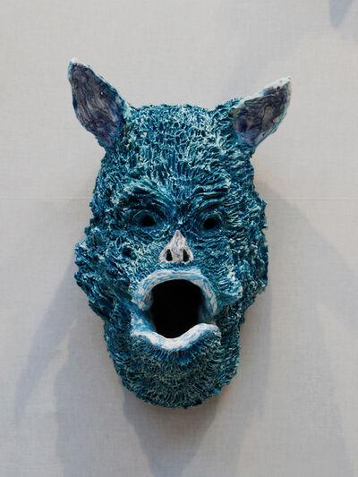 Yoann Estevenin, 'The Brotherhood of Devils (White Mask)', 2018