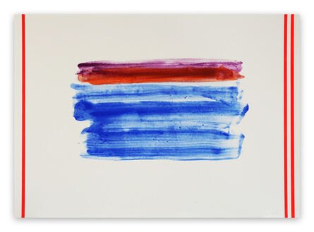 Claude Tétot, 'Untitled 5 (Abstract painting)', 2015