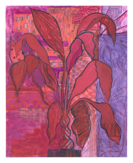 Tyson Reeder, 'Red Dracaena', 2013