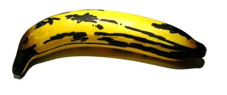 Stuart Semple, 'Andy Warhol 80th Birthday banana', 2008