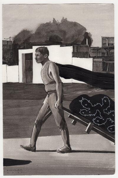 Hugo Crosthwaite, 'Untitled 009', 2021