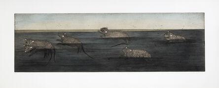 Kiki Smith, 'Carrier', 2001