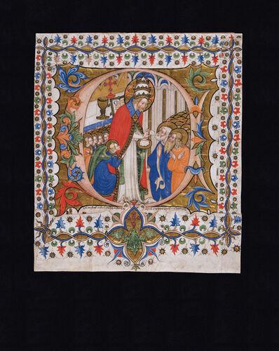 Olivetan Master, 'Comunione degli Apostoli', 1439
