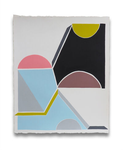 Jessica Snow, 'Ambient Space (Abstract painting)', 2016