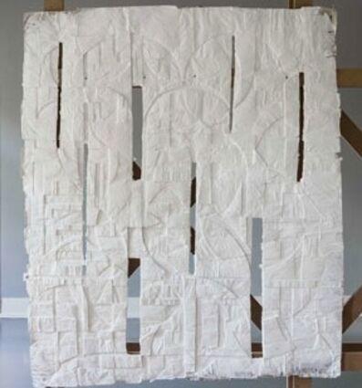 Tobias Putrih, 'White City / Front Panel I', 2012