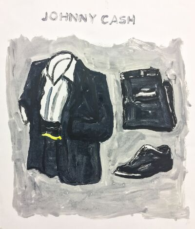 Richard Bosman, 'Johnny Cash', 2017