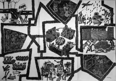 Celestino Mudaulane, 'O labirinto dos abutres: O Capitalismo e suas consequências e Ndzumb', 2016