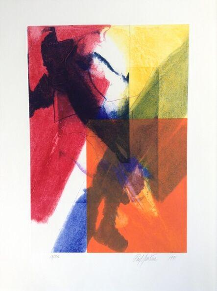 Paul Jenkins, 'As Above So Below', 1991