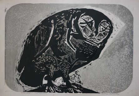 Michael Rothenstein, 'The Owl I', 1956