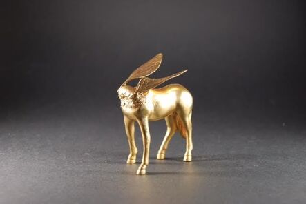 Joshua Goode, 'Headless Winged Horse'