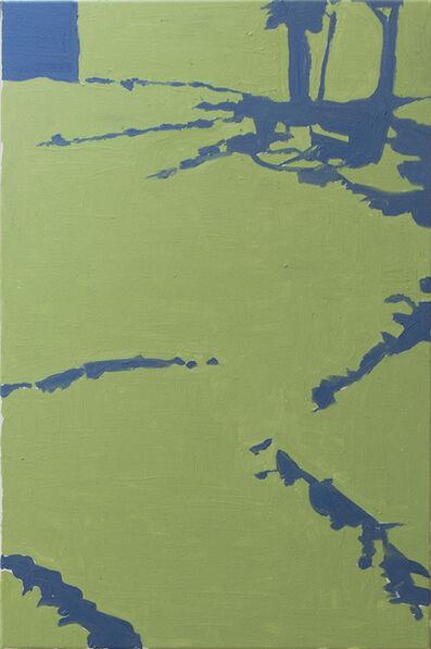 Koen van den Broek, 'Green and Blue Holiday', 2020