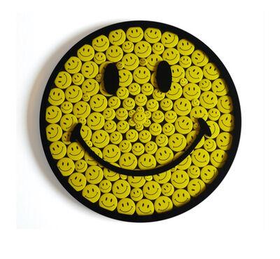 Keith Haynes, 'Happy Smiley People', 2020