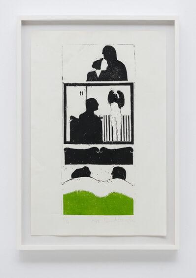 Anna Maria Maiolino, 'Sem título', 1967