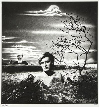Anton Corbijn, 'David Sylvian', 1984