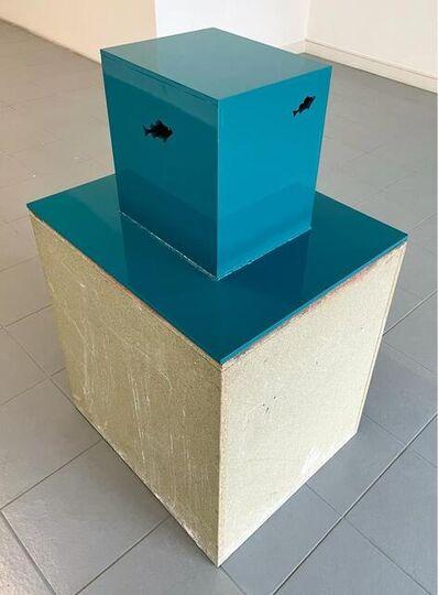 Valentin Carron, 'Three Fishes', 2020