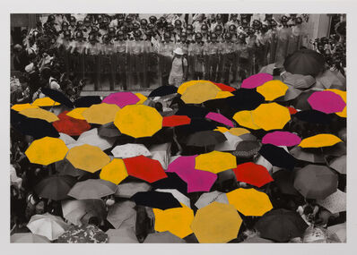 Otto Berchem, 'Occupy Central', 2017