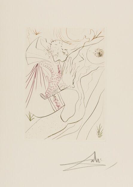 Salvador Dalí, 'Le Décameron (Michler & Löpsinger 552-561)', 1972