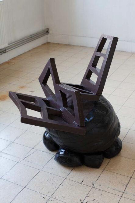 Leyla Aydoslu, 'Construction L', 2014