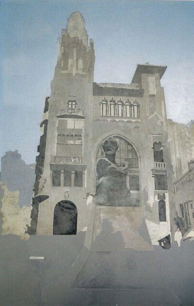 Jorge Castillo, 'Via Laietana', 2007
