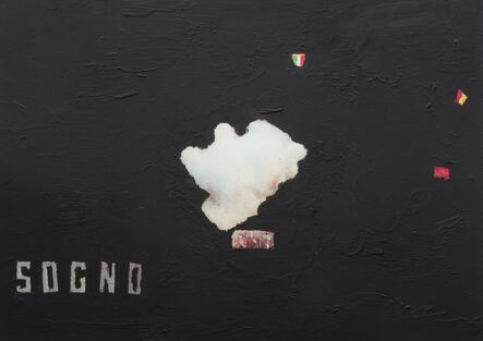 Giuseppe De Mattia, 'Sogno, soli contro tutti', 2017