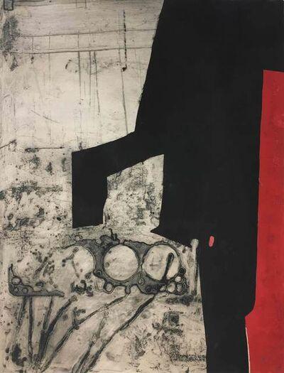 Antoni Clavé, 'Instrument Bande Rouge', 1979