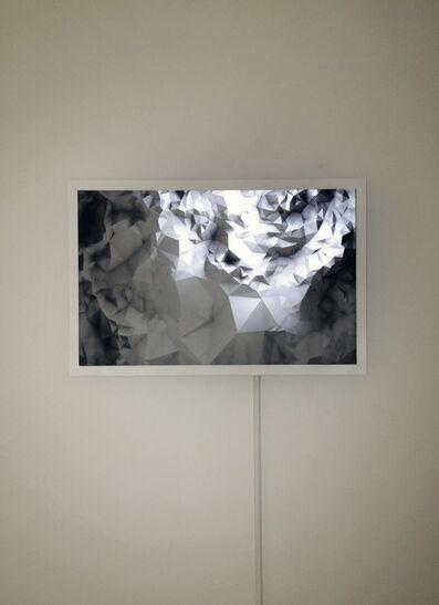 Joanie Lemercier, 'Tesselate 67P', 2015