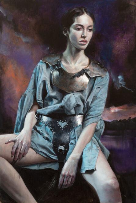 Martin Eder, 'Innenwelt / Inner World', 2016