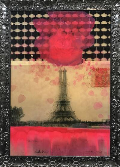 Connie Noyes, 'He Said: I am bored in Paris.'
