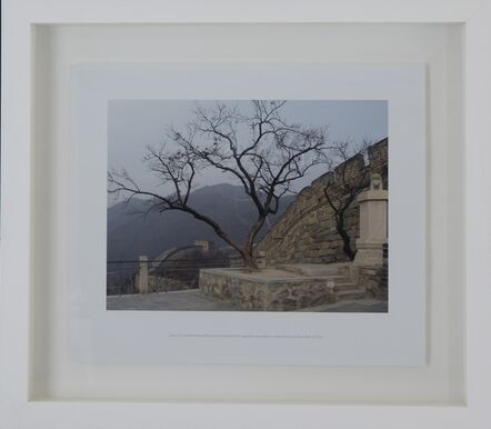 James Webb (b. 1975), 'There's no place called home (Great Wall)', 2005