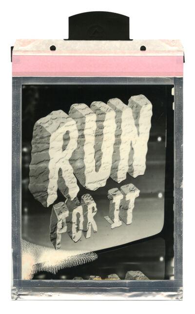 Corey Escoto, 'Run For It', 2016