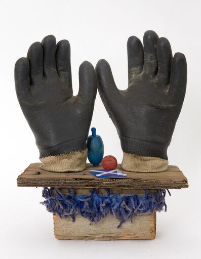 Salvatore Meo, 'Hands Upward', 1954