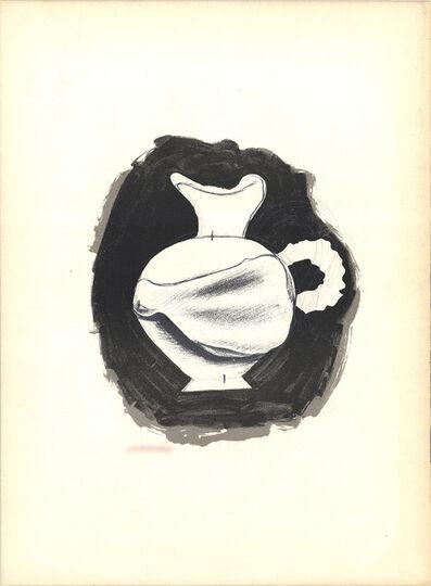 Georges Braque, 'Poivre Vase', 1959