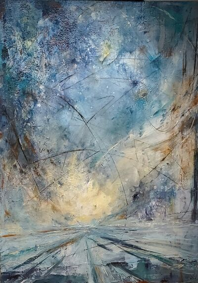 Heather Stivison, 'Cosmic Rays', 2020